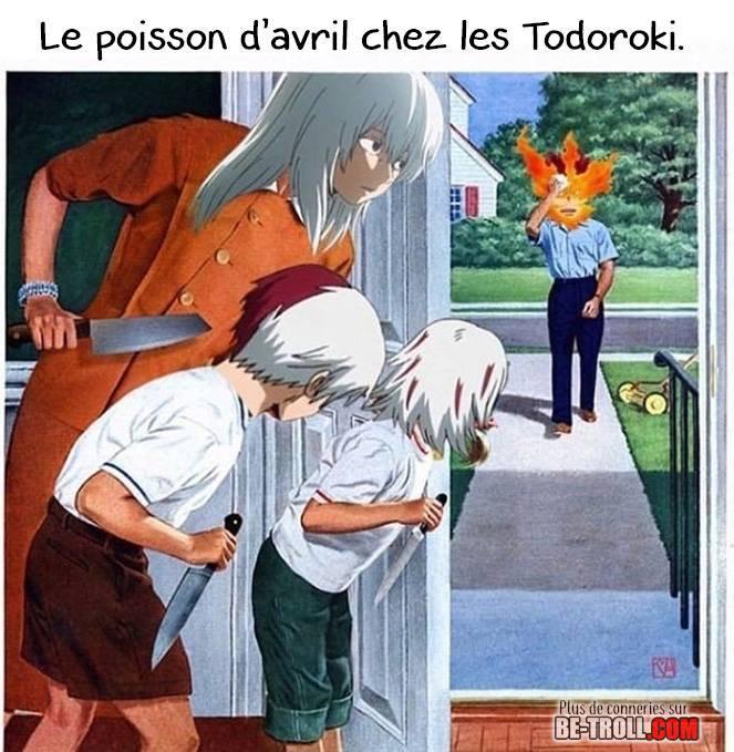 Chez les Todoroki