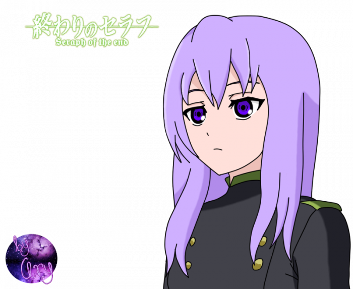 OC - Seraph of the End