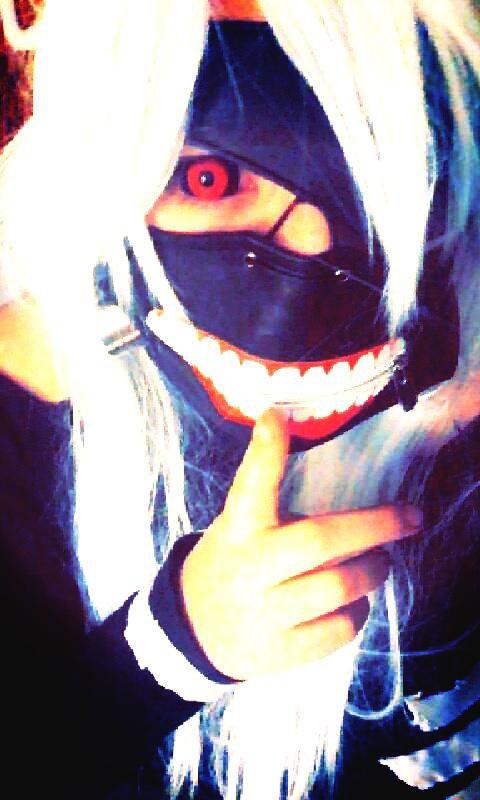cosplay : Ken Tokyo Ghoul