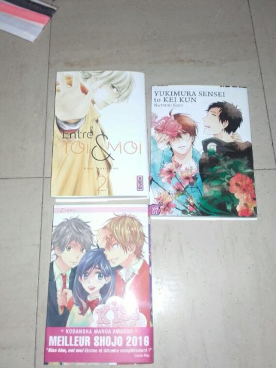 nouveau mangas