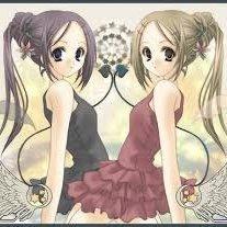 """""""L union de deux soeurs est la plus belle des choses..."""""""