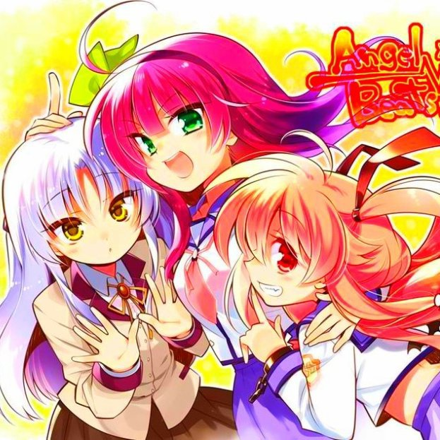 Angel Beats My Life♥♥ #Kanade♥♥