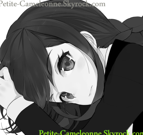 Petite-Caméléonne