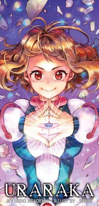 Ochaco Uraraka *^* la fille de la gravité