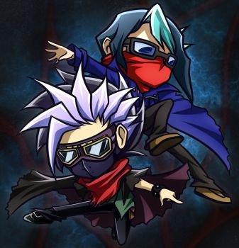 Yuto et Shun