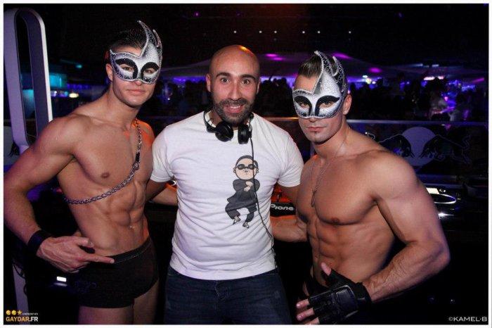 Au Queen Club Paris