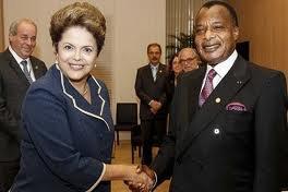 Les Brésiliens scandalisés par le comportement de Sassou NGuesso en Espagne. Par RIGOBERT OSSEBI