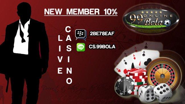 Live Casino Online Terbesar dan Terpercaya | 99 Bola