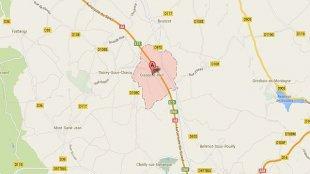 Saône-et-Loire : une collision entre un bus et deux autos fait quatre blessés - France 3 Bourgogne