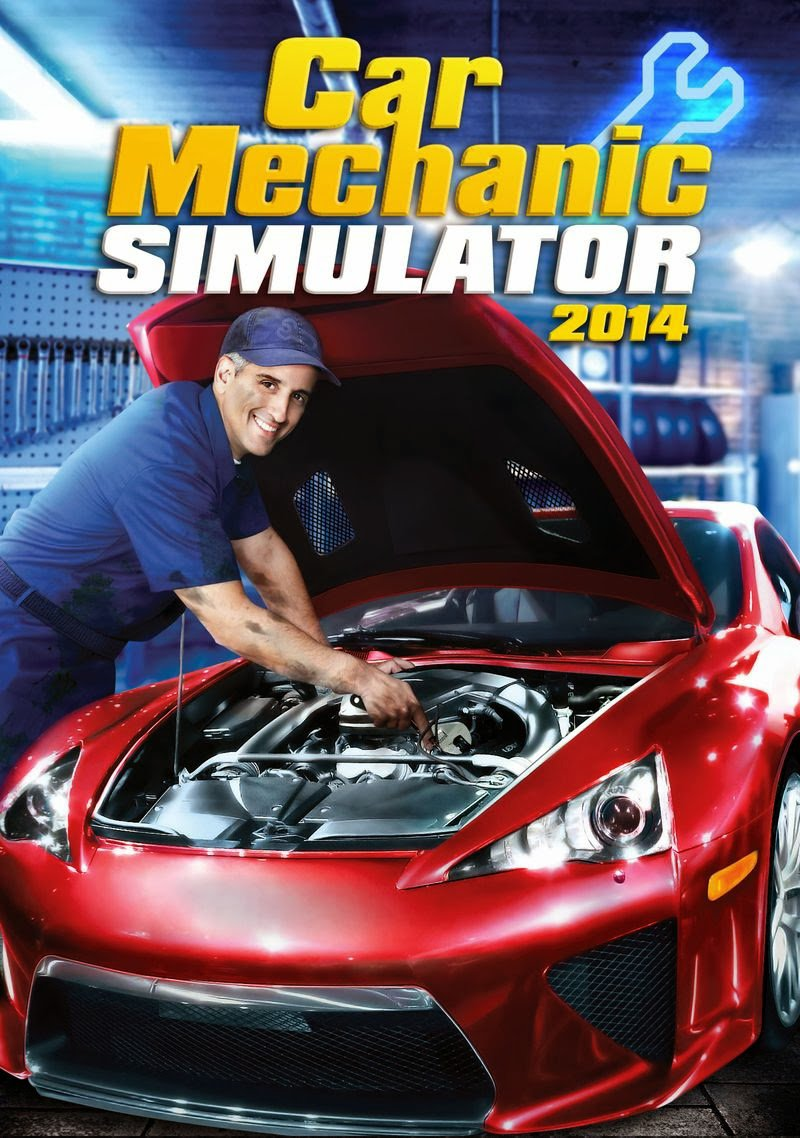 Most Downloaded Games: Car Mechanic Simulator 2014-TiNYiSO