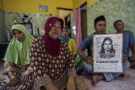 """Les """"fées du logis"""" indonésiennes interdites de travailler au Maroc"""