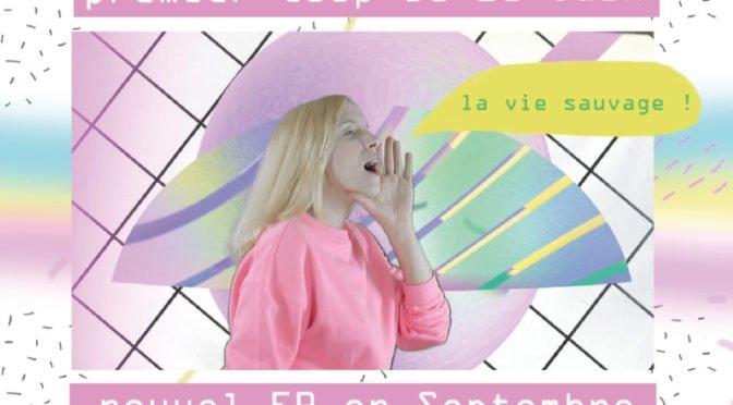 Elsa Kopf est de retour avec «La vie sauvage» | Muzikomag