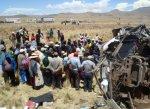 Une Belge perd la vie dans un accident de bus au Pérou