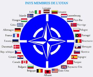 OTAN : projet de retour de forces militaires étrangères sur le sol français