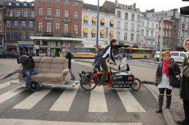 Namur: le Coursier Mosan déménage pour mieux livrer