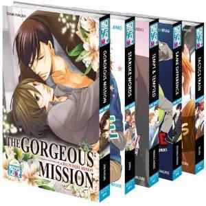 Boy's Love Collection - Pack n°2 - Manga Yaoi 5 tomes: Amazon.fr: Jun Kusuki, Junko, Ninako Nanao, Nozomu Hiiragi, Mizuka: Livres