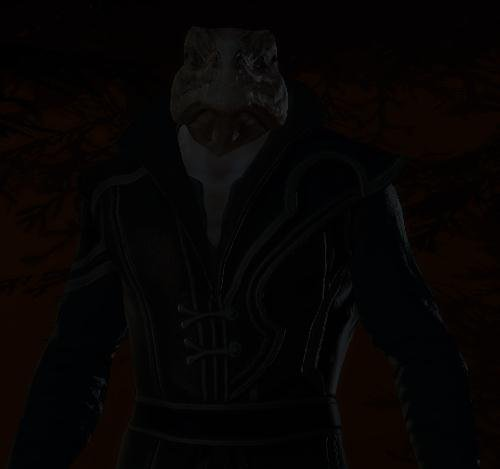 If Dragonborn is the D&D Neverwinter New Race?