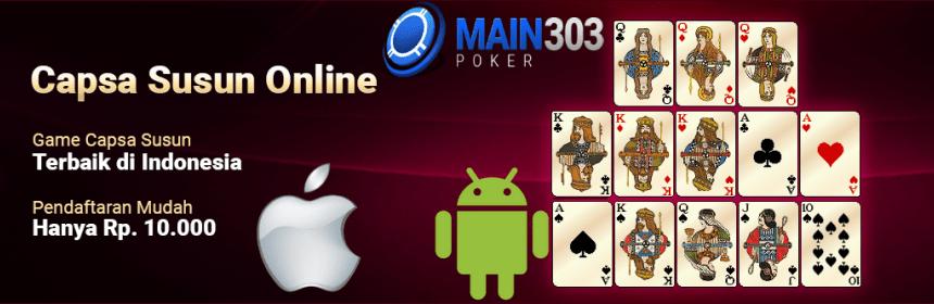 Permainan Capsa Susun Online Untuk Android