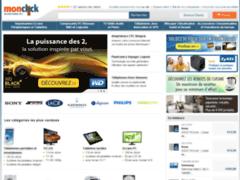 Monclick : Produits informatiques, électroniques, électroménagers