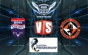 Prediksi Ross County vs Dundee United 29 Agustus 2015