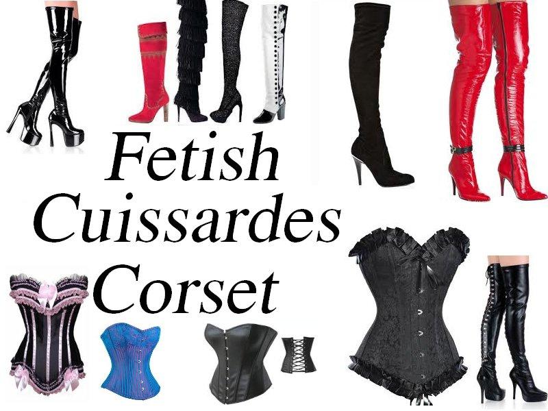 Forum pour les fétichismes et des Passionnés des cuissardes et des corsets