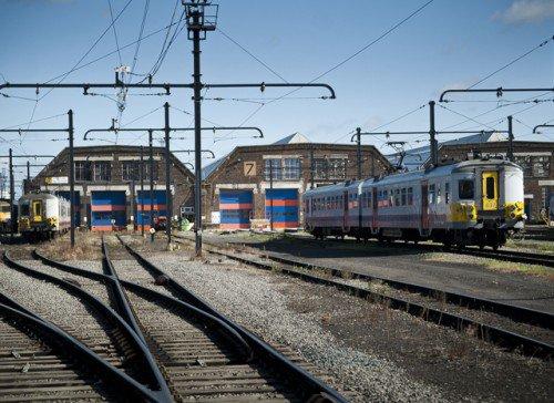 Un train perd trois wagons sur la ligne Gand-Bruxelles