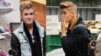 Justin Bieber et Cody Simpson visitent Paris