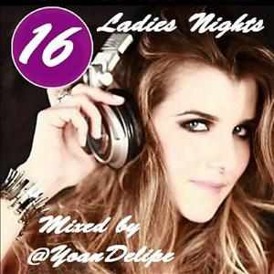 CocoNights-Mixes - @YoanDelipe Ladies Nights 16 (French Kiss Party)