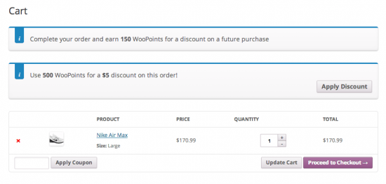 WooCommerce Points Rewards 1.5.14 Extension - Get Lot