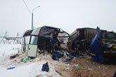 20 touristes russes blessés dans un accident d'autocar en France | La Russie d'Aujourd'hui