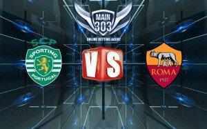 Prediksi Sporting CP vs Roma 2 Agustus 2015 Laga Persahabata
