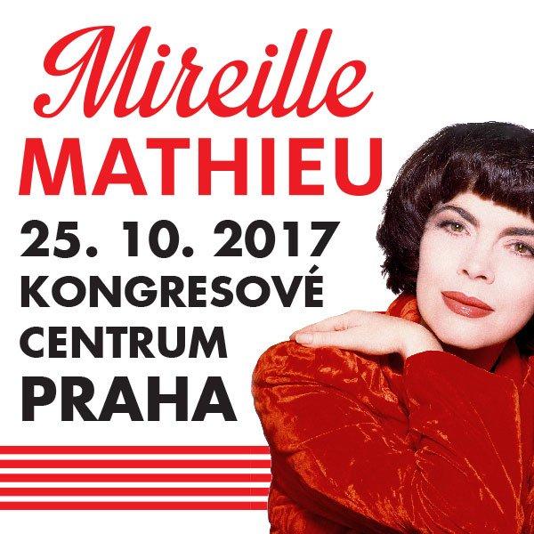 MIREILLE MATHIEU 2017 | TICKETPORTAL vstupenky na dosah - divadlo, hudba, koncert, festival, muzikál, sport
