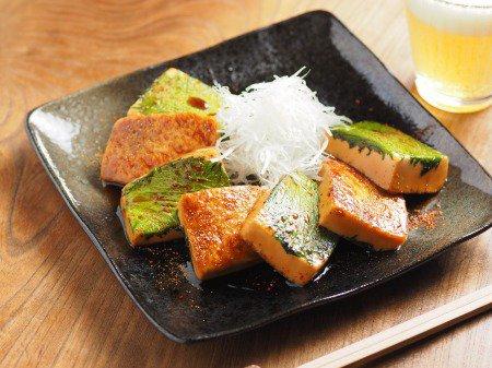 Une recette du tofu d'Otokomae Tofu par Kazuo Fujiyoshi