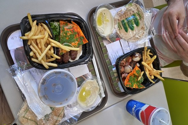 Cheap and budget foods in Dubai