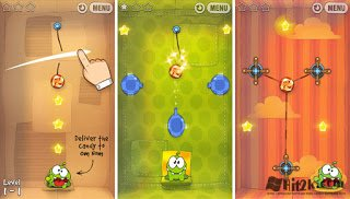 Cut The Rope – Games for Android « HitSoftClub