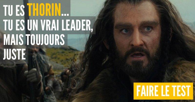 Test de personnalité : quel personnage du hobbit es-tu ?