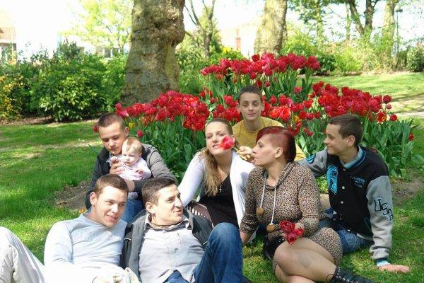 Presque toutes la familles ;)