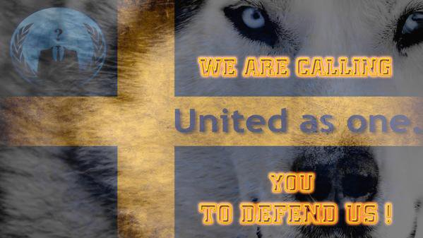#Anonymous Comes to the Aid of Endangered Swedish Wolves with #SaveSweWolves