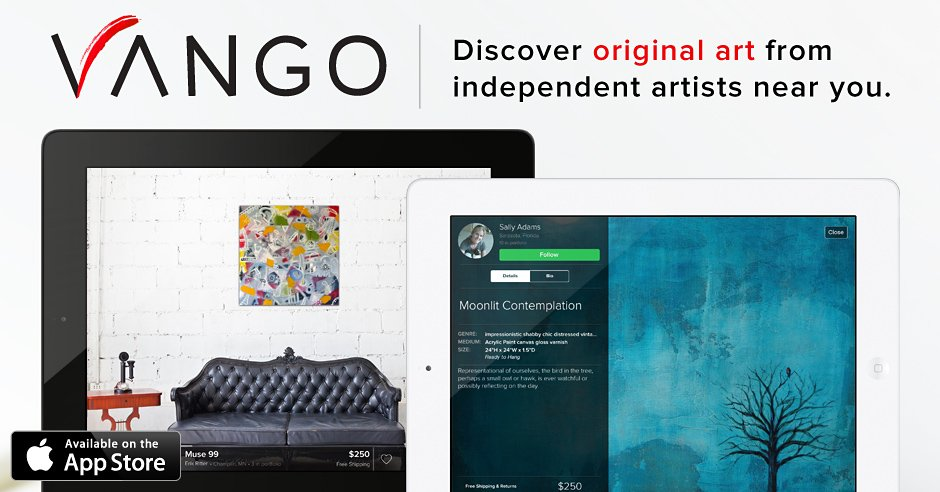 Vango | Original Art Inspired By You and Your Space