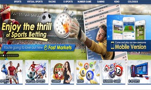 Situs Judi Bola Online Taruhan Liga Inggris Terpercaya