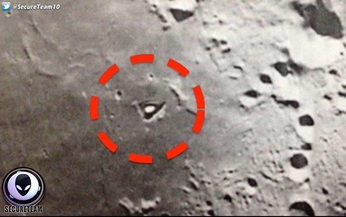La NASA cache-t-elle au public la présence d'une base extraterrestre sur la Lune?