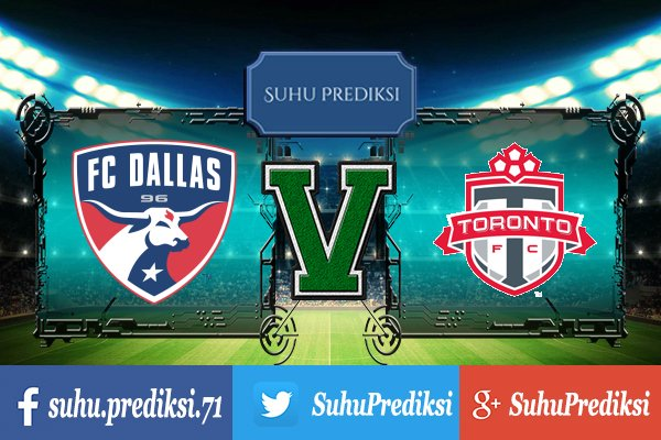 Prediksi Bola Dallas Vs Toronto 2 Juli 2017