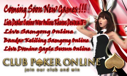 Poker 99 Indonesia Online: Agen Judi Poker Online Terlengkap Terbaik Terbesar Terpercaya