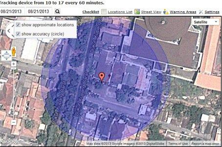 Cara Melacak HP Hilang Tanpa GPS Yang Pasti Berhasil