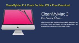 CleanMyMac 3.8.0 Activation Number Crack For Mac OS Sierra Full Download | Crack4Mac