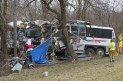 Un accident d'autocar fait deux morts aux É.-U.