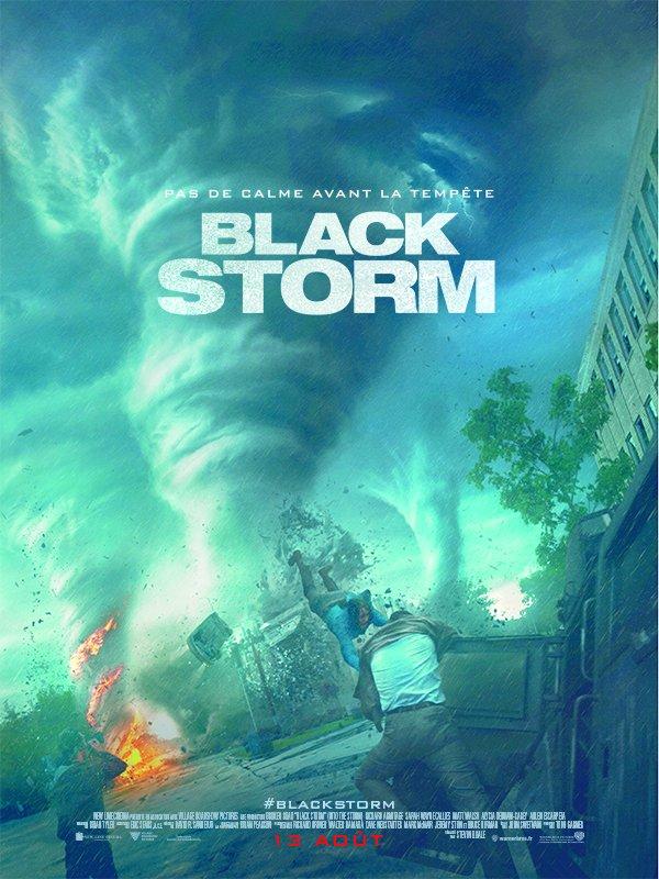 J'ai gagné ma place pour l'avant-première de Black Storm