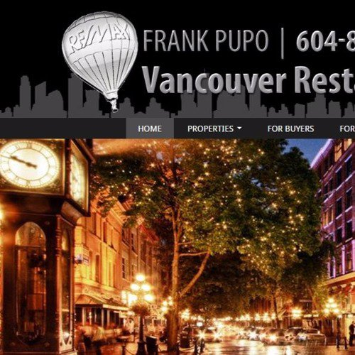 Frank Pupo – Vancouver Restaurants Brokers 604-803-1559