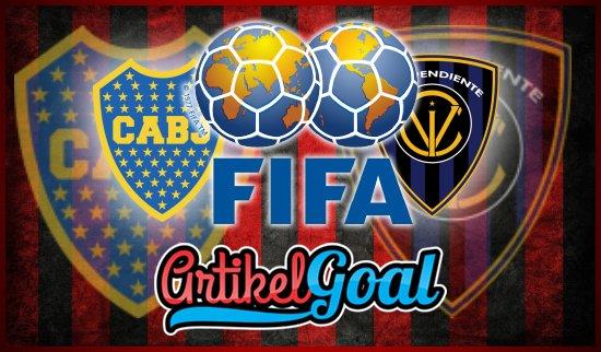 Prediksi Bola Boca Juniors Vs Independiente Del Valle 15 Juni 2016