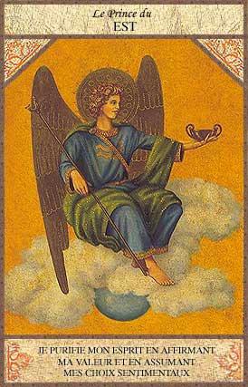 JardinSoleil - Oracle des Anges